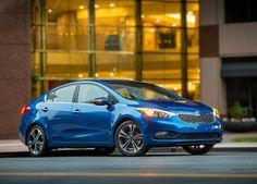2016 Kia Forte (Blue Color)