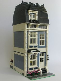 Building with LEGO – buildings & vehicles