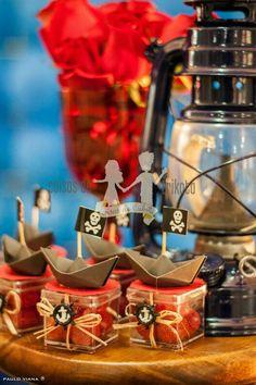 Caixinha Acrílico Barco Pirata Fonte: Google