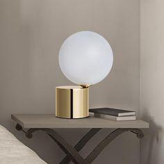 Glass Globe Modern LED Desk Light Lighting Office Table Lamp Hotel Home Fixtures Luxury Table Lamps, Table Lamps For Bedroom, Bedside Table Lamps, Desk Lamp, Desk Light, Light Table, Table Lighting, Shops, Table Lamp Shades