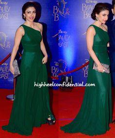 Soha Ali Khan At Beauty And The Beast Screening-2
