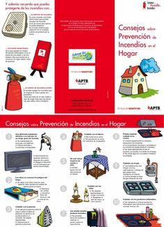 Consejos sobre la prevención de incendios en el hogar