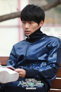 "Hyun Bin in ""Secret Garden"" series Secret Garden Korean, Secret Garden Kdrama, The Secret Garden, Hyun Bin, Suits Korean, Stunt Woman, Drama News, Playful Kiss, Ha Ji Won"