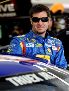 Martin Truex Jr recent winner of the Savemart 350 in Sonoma California. I had the pleasure of watching this great race. Well done Martin.