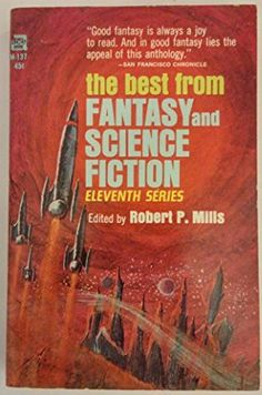 The Best From Fantasy and Science Fiction Eleventh Series