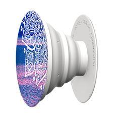 La galaxie violette une source dinspiration pour les PopSockets PopGrip Support et Grip pour Smartphone//Tablette avec un Top Interchangeable
