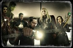 Once Upon a Time Avengers