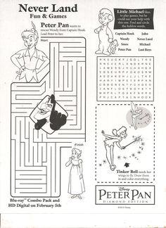 Printable Winnie the Pooh Word