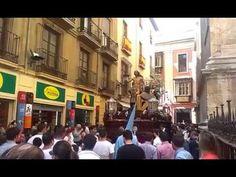 Cristo Resucitado a su llegada a la Catedral. Banda Tambores y Cornetas ...