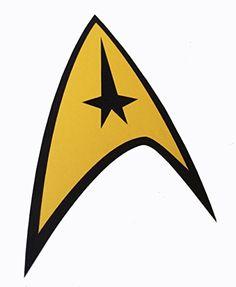 "Star Trek USS Enterprise Vinyl High Quality Decal Sticker 3.5"" X 2.5"" (Ncc-1701) Empire Tactical http://www.amazon.com/dp/B00UVYK0XM/ref=cm_sw_r_pi_dp_KgNdvb1WRSTVM"