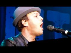 Gavin DeGraw Chariot Live at Paramount Theater 12.19.11