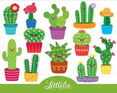 Here you find the best free Cactus Clipart Cute collection. You can use these free Cactus Clipart Cute for your websites, documents or presentations. Invitation Fete, Cactus Clipart, Garden Clipart, Art For Kids, Crafts For Kids, Planner Doodles, Cactus Illustration, Cactus Drawing, Image Clipart
