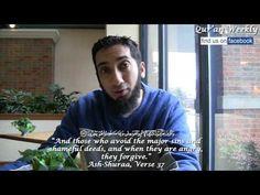 Controlling Anger - Nouman Ali Khan - Subhanallah, how Allah teaches us to control the anger.