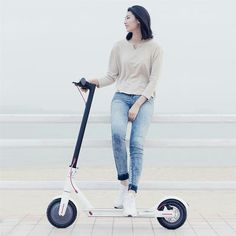 XIAOMI M365 Folding Two Wheels Electric Scooter Two Wheel Dual Braking System Smart App Control.Customers don't need to pay taxes when the products are shipped to United States, France, Germany, the United Kingdom,Spain,Italy,Belgium,Czech,Republic,Finland,Greece,Hungary,Latvia,Lithuania,Monaco,Netherlands,Poland,Portugal,Romania,Slovakia,Slovenia,Sweden Price: US$440.00