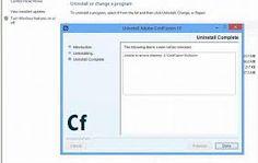 http://www.removemalwareguide.com/2016/01/30/remove-adobe-coldfusion Remove Adobe ColdFusion – Uninstall Adobe ColdFusion from Windows and Mac | Remove Malware Guide