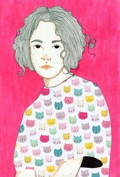 Kitti by J`Lichi Arts