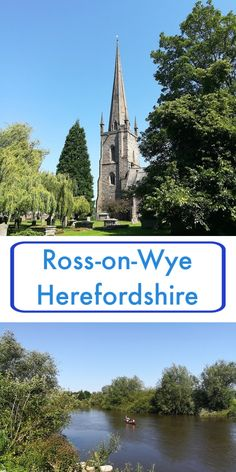 What to see and do in this beautiful Herefordshire market town, in the northern part of the Forest of Dean. British Travel, Forest Of Dean, British Countryside, Herefordshire, Short Break, Homeland, Dog Friends, Watercolour Painting, Where To Go