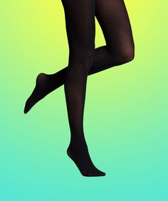The 10 Pairs Of Black Tights We LIVE In
