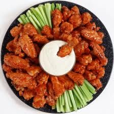 Buffalo Chicken Wings -- Oven Roasted