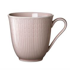The classic Swedish Grace Dinnerware by Rörstrand elegantly captures the warmth and comfort of home in porcelain. Its charming relief pattern calls to mind wheat swaying in a summer breeze and the aroma of freshly baked bread with style and grace. Coffee Cups, Tea Cups, Coffee Shop, Porcelain Mugs, Style And Grace, Beautiful Patterns, Joss And Main, Scandinavian Design, Dinnerware