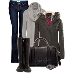 """""""Almost November"""" by orysa on Polyvore"""