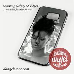 Rihanna in Black n White Phone Case for Samsung Galaxy S3/S4/S5/S6/S6 Edge/S6 Edge Plus