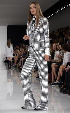 Ralph Lauren, 2014 Spring/Summer, 2013 New York Fashion Week.