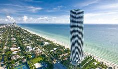 Regalia Miami - Luxury Condo in Sunny Isles Beach Florida - Aerial View - http://amgintrealty.com/regalia-miami/