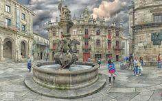 Santiago de Compostela - Salud ;)