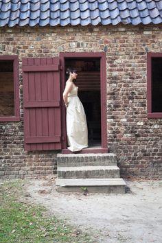 Mary | Bridal Portraits | Wedding Photography by Paige Winn