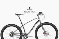 Budnitz Bicycles Model No2 Titanium
