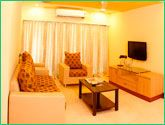 Seven Serviced Apartments offers executive homes and apartments in Bandra, Mumbai that are fully furnished and conveniently located spacious apartments suitable for long term or short term accommodation.