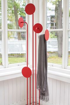 Happy Coat Rack on Behance Hanger Rack, Coat Hanger, Hangers, Halls, Clothes Stand, Coat Stands, Art Mural, Steel Furniture, Modern Interior Design