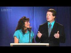 Recognize these folks? Bob & Michelle Duggar - Liberty University Convocation. December 13, 2011