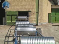 iran bitumen supplier: drum production line for bitumen packing