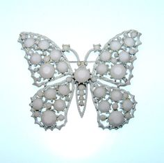 Vintage 60s WEISS Brooch / Enamel by BreesVintageRevivals on Etsy, $28.00