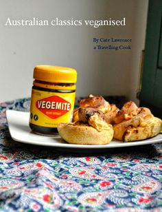 "A Travelling Cook: ""My new recipe ebook: Australian Classics Veganised"""