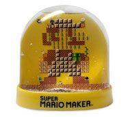 Super Mario 30th Anniversary Snow Globe by Sunrise Identity