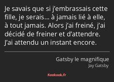 Jay Gatsby, Leonardo Dicaprio, Citations Film, Movie Quotes, Saga, Quotations, Affirmations, Smooth, Words
