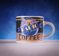 Westwood Yesteryear Radio Brand Coffee