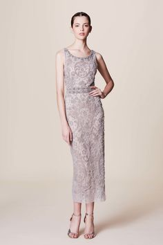 Marchesa Resort 2017 Fashion Show Collection: See the complete Marchesa Resort 2017 collection. Look 8