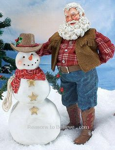 Snowy Partner--Sold out-unavailable. Western Christmas, Christmas Yard, Santa Christmas, Country Christmas, All Things Christmas, Vintage Christmas, Holiday Wood Crafts, Christmas Crafts, Christmas Ornaments