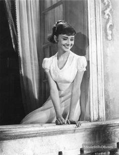 Roman Holiday (1953) Audrey Hepburn