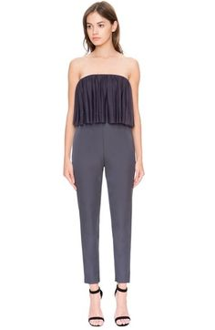 Keepsake the Label top $130 and pants $160
