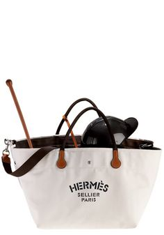 equestrian style hermes bag.