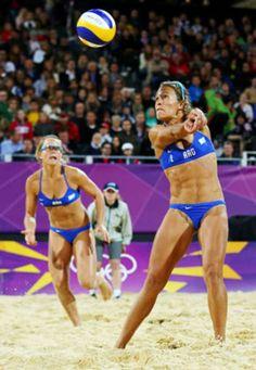 Olympics 2012 Womens Beach Volleyball