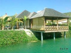 MGM Bali Carpenter - Wooden House