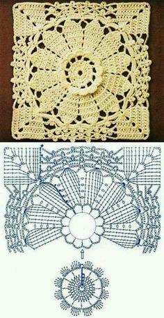 Lace? Not quite.. elegant crochet