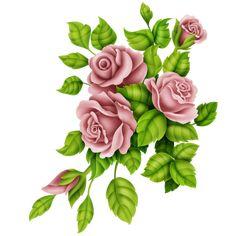 8el.png Flower Wallpaper, Sculpture Painting, Rose Images, Flower Art, Flower Stencils, Scrapbook, Diy Crafts, Plants, Embroidery Patterns