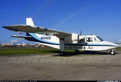 Air Flamenco More: Britten-Norman BN-2A-6 Islander  More: San Juan - Fernando Luis Ribas Dominicci (Isla Grande) (SIG / TJIG) More: Pue...